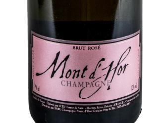 NV Mont d' Hor Brut Rosé