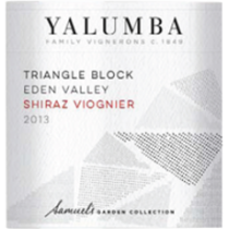 2013 Yalumba Triangle Block