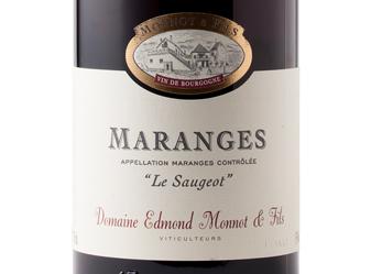 2014 Domaine Edmond Monnot Le Saugeot