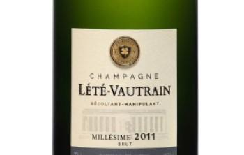 2011 Lété-Vautrain Millésime Brut