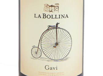 2015 La Bollina Gavi (Dry)