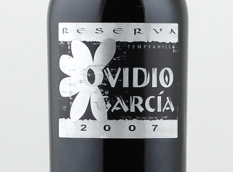 2007 Ovidio Garcia Reserva