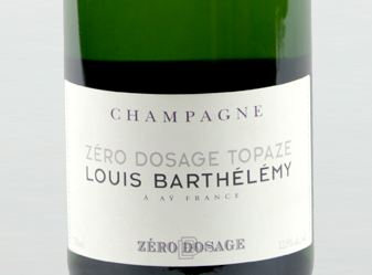 NV Louis Barthélémy Zéro Dosage Topaz