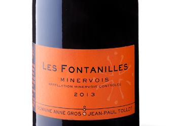 2013 Anne Gros 'Les Fontanilles'