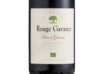 2017 Rouge Garance Terre de Garance