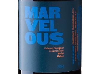 2014 Marvelous Red Blend