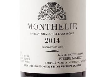 2014 Pierre Matrot Monthelie