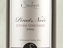 2009 Seufert Johan Pinot Noir