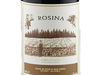2007 Rosina Pinot Noir