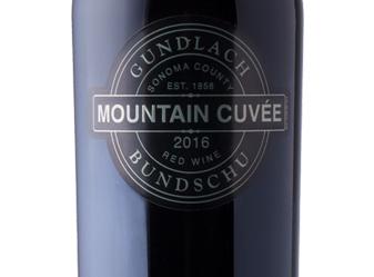 2016 Gundlach Bundschu Mountain Cuvée