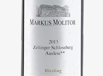 2013 Markus Molitor Riesling Auslese
