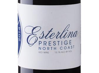 2014 Esterlina Prestige Red (3pk)