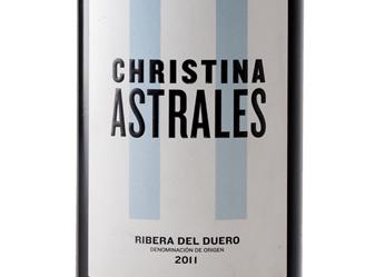 "2011 Bodegas Los Astrales ""Christina"""
