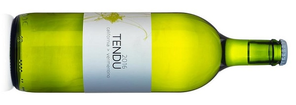 2016 Tendu California White Wine