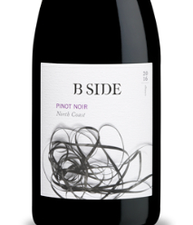 2017 B Side North Coast Pinot Noir