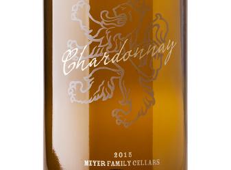 2015 Meyer Family Chardonnay