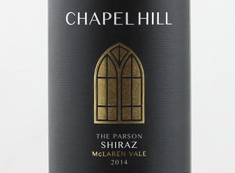 2014 Chapel Hill 'The Parson' Shiraz
