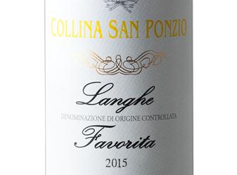 2015 San Ponzio Langhe Favorita