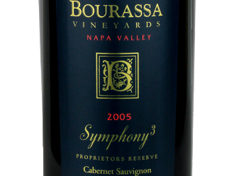 2005 Bourassa Symphony Cabernet Sauv