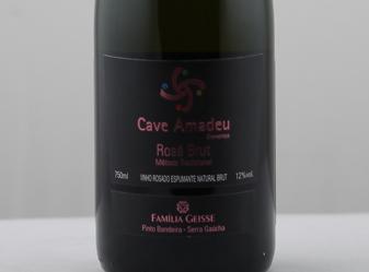 Cave Amadeu Rose Brut