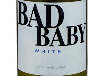 2015 Bad Baby Chardonnay