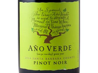 2014 Año Verde Pinot Noir