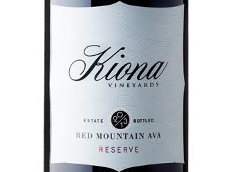 2013 Kiona Estate Reserve Cab Blend