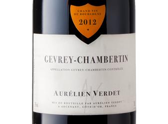 2012 Verdet Gevrey-Chambertin Rouge