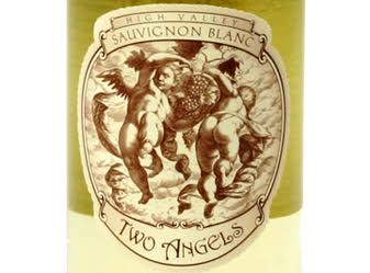 2016 Two Angels Sauvignon Blanc