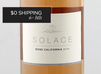 2014 Azur 'Solace' Dry Syrah Rosé
