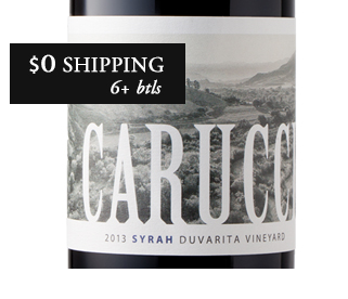2013 Carucci Duvarita Vineyard Syrah