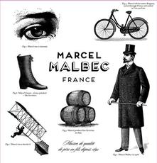2017 Château du Cèdre 'Marcel Malbec'