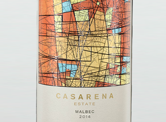 2014 Casarena Sinco Estate Red Blend