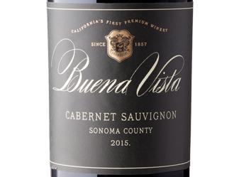 2015 Buena Vista Cabernet Sauvignon