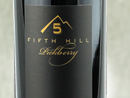 2012 Fifth Hill Sonoma Mountain Red