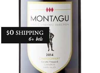 2014 Montagu Chardonnay