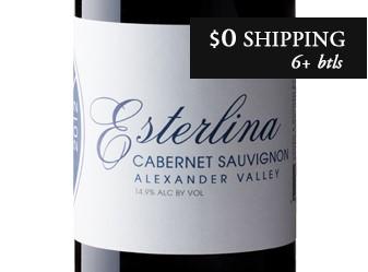 2012 Esterlina Cabernet Sauvignon