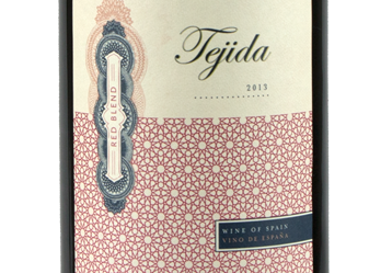 2013 Tejida Red Blend La Mancha Spain