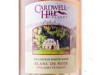 2015 Cardwell Hill Blanc de Noir