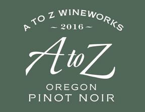 2016 A to Z Pinot Noir