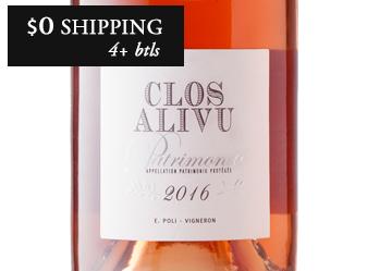 2016 Clos Alivu Patrimonio Rosé