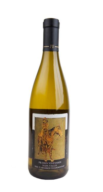 2012 PB Hein Chardonnay