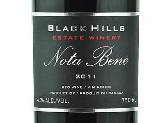 2011 Black Hills Nota Bene Red