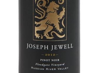 2012 Joseph Jewell Pinot Noir