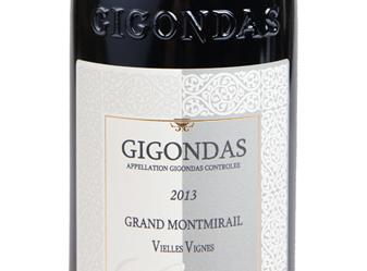 2013 Yves Cheron Gigondas