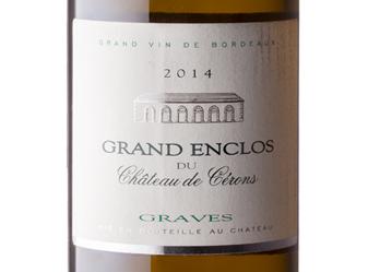 2014 Château de Cérons Grand Enclos