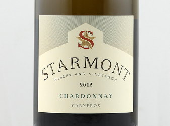 2012 Starmont Chardonnay