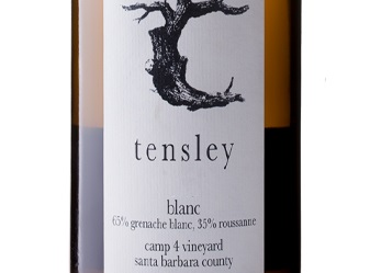 2015 Tensley Vineyard Blanc