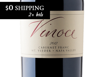 2012 Vinoce Cabernet Franc