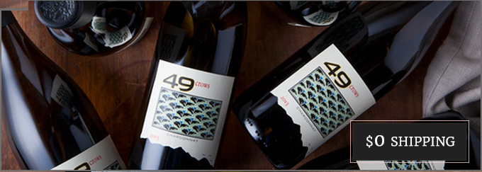 2013 49 Crows Chardonnay 6-Pack